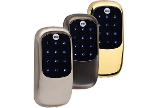 see the new yale zwave locks